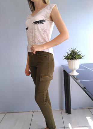Джинси, джинсы, штани skinny clockhouse