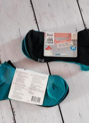 Комплект носки crivit 37-38