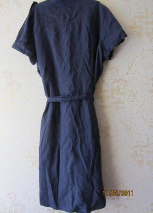 Платье рубашка3