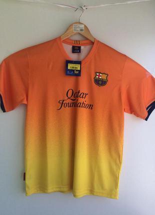 Футболка барселона barcelona