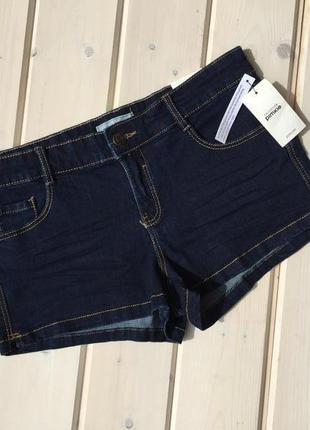 Джинсовые шорты от pimkie