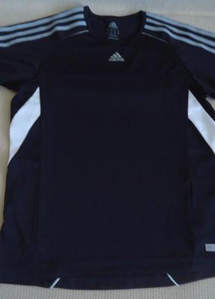 Фирменная футболка adidas на 11-12лет. (р.152)