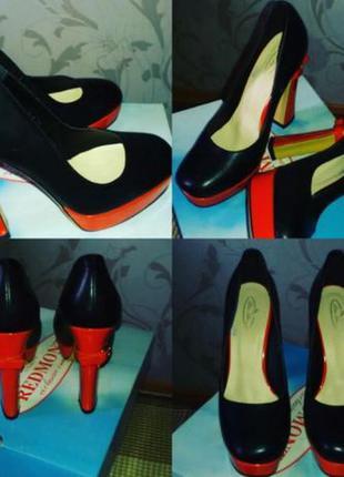 Оригинальные женские туфли