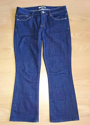 Классные джинсовые капри