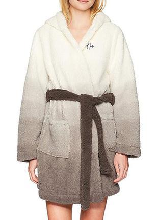 Банный халат tommy hilfiger оригинал s-m