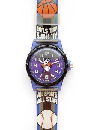 Lucky детские часы из сша мячи вместо стрелки мех. japan miyota