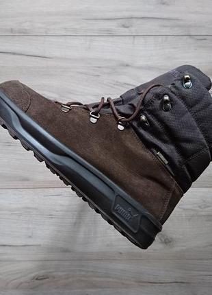 Зимові кросівки puma gore-tex
