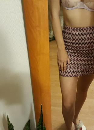 Мини юбка new look