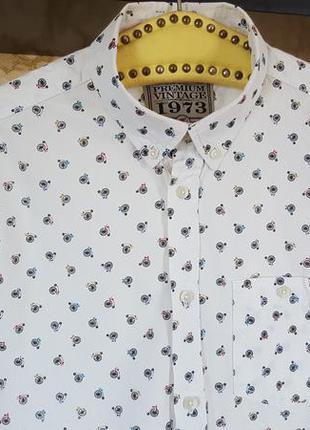 Эксклюзивная рубашка easy premium vintage