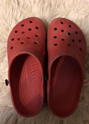 Шлёпанцы шлепки крокс crocs