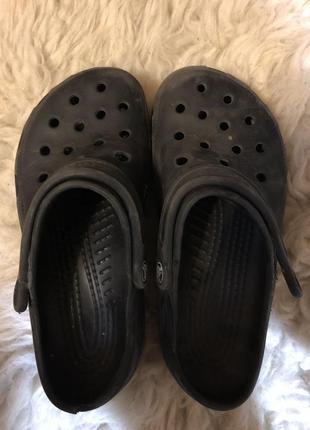 Шлёпанцы шлепки crocs кроксы