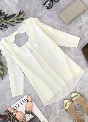 Эффектная блуза с рукавом 3/4  bl181990  atmosphere