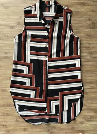 Классная блуза, туника f₽f