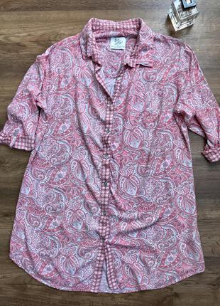 Сорочка (рубашка) домашняя одежда