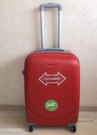 Дешевле не найдете чемодан дорожный валіза на колесах  большой чемодан всего за 850 грн!