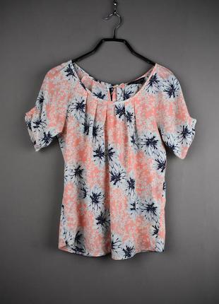 Красивая летняя брендовая блуза от dorothy perkins