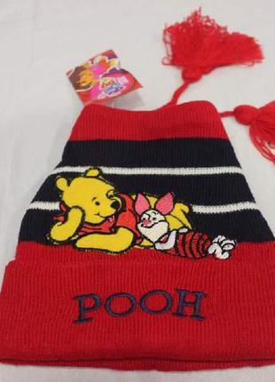 Шапка дитяча pooh (детская)