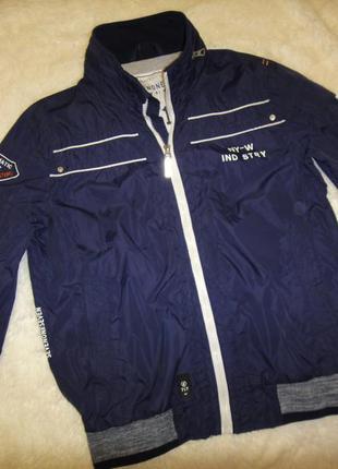Куртка ветровка sevenoneseven сша на мальчика р.158-164 (13-14лет)