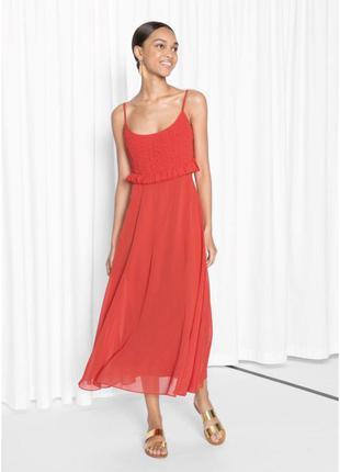 Шикарное платье &other stories