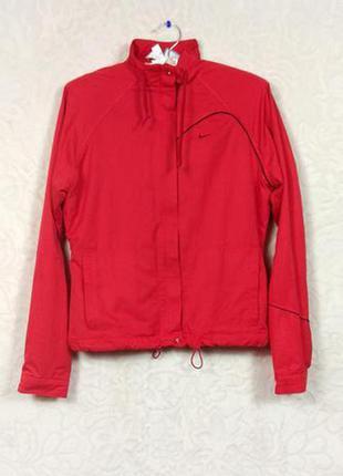 Спортивная куртка nike nike ветровка