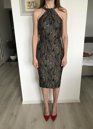 Коктельное платье для особых случаев/ платье для вечера