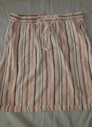 Papaya юбка трикотажная стильная модная р14