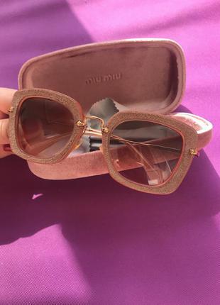 Оригинальные очки miu miu