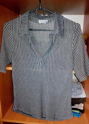 Блузка шифоновая размер хl