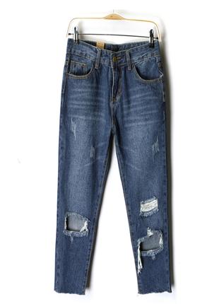 Женские джинсы 2019 - купить модные джинсы недорого в интернет ... 2abbc0112a0