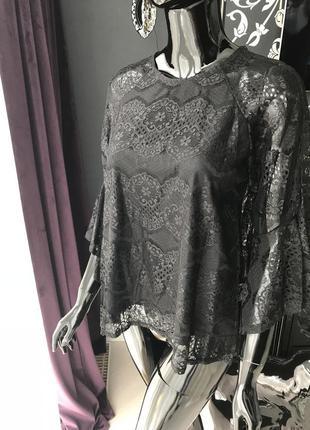 Блуза из кружева