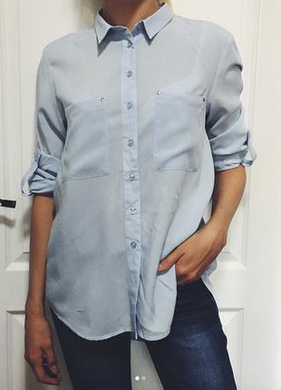 Легкая летняя рубашка top secret