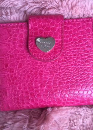 Розовый компактный кошелек от storm london