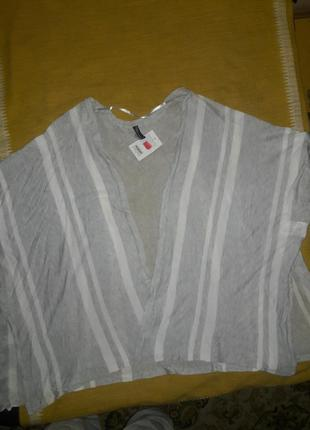 Кардиган-кофта jean pascale размер 1
