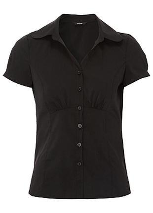 Новая черная блуза george размер 18 uk наш 52