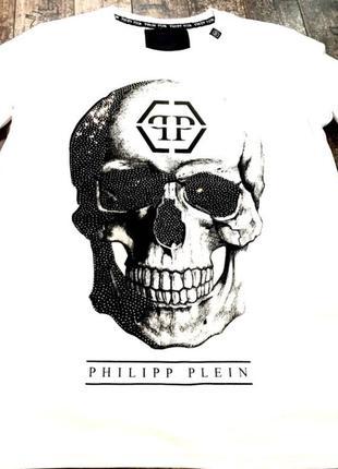 d7672bff63c Мужская футболка philipp plein Philipp Plein