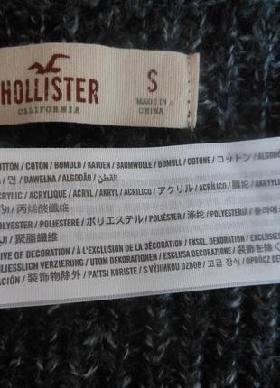 d535c2e05d5 Женская кофта свитер hollister.оригинал!сделано для англии ...