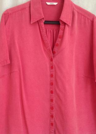 Блузка большого размера marks &spencer