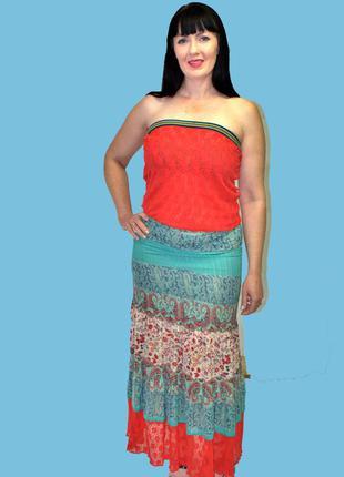 Длинное платье  new look