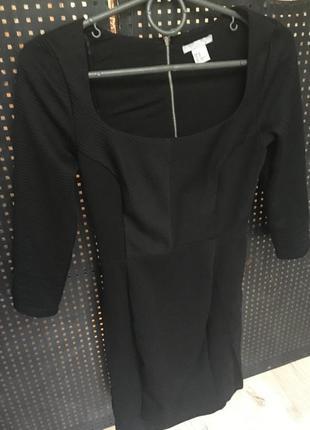 Платье от фирмы h&m