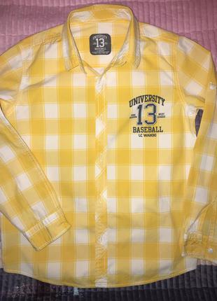 Рубашка lc waikiki 128-134 8-9y