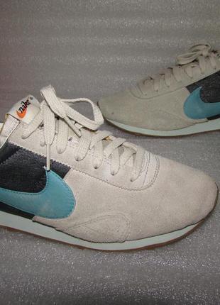 Замшевые кроссовки ~nike~ вьетнам оригинал р 39-40