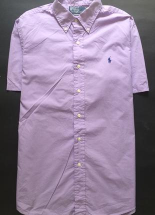 Летняя рубашка ralph lauren