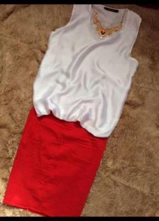 Костюм юбка и блузка