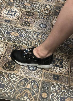 Слипоны(туфли)dior