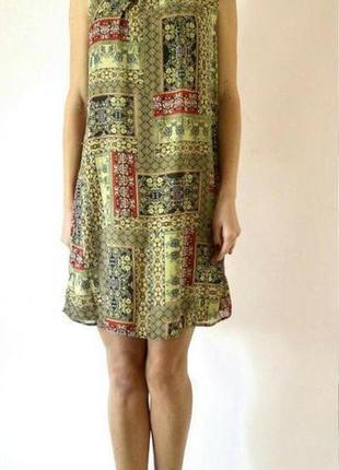 Женское летнее повседневное платье atmosphere .
