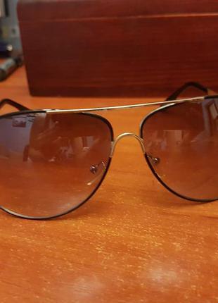 Стильные дымчатые очки - очень комфортные для глаз2 фото