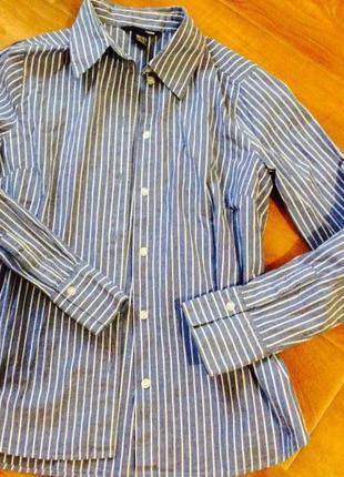 Рубашка h&m 10