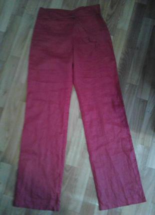Стильные летние штаны брюки4