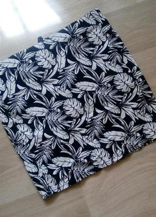 Мини юбка от h&m divided