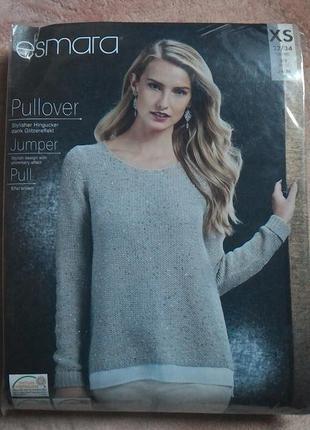 Пуловер нарядный esmara